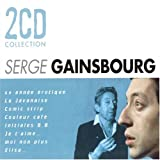 Coffret 2 CD : Serge Gainsbourg