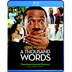 A Thousand Words (+UltraViolet) [Blu-ray]