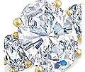Engagement 3 stone Oval cut diamond ring 3.41 carat diamond jewelry