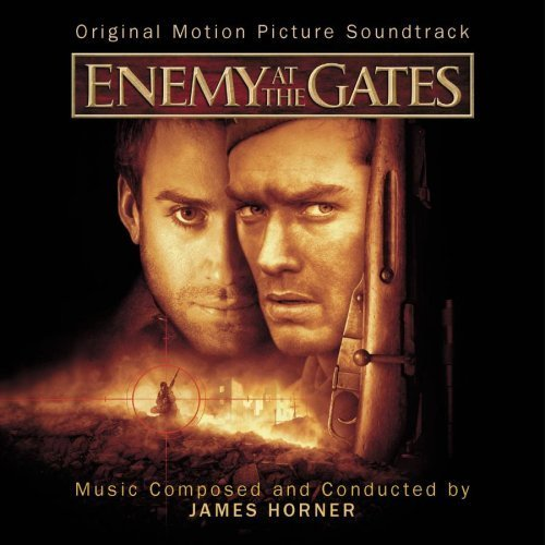 Enemy At The Gates (2001 Film) Soundtrack edition (2001) Audio CD