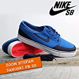 NIKE(ナイキ) ズーム ステファン ジャノスキ ZOOM STEFAN JANOSKI PR SE Military Blue/Obsidian-White/メンズ(men's) 靴 スニーカー (631298-441) MilitaryBlue/Obsidian-White,26.5cm(US8h)