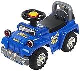 Chipolino - paseo de estilo de coches de juguete SUV, Azul, 3 a�os, m�x. 30 kg