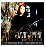 BYRNE, DAVID - KESWICK THEATRE 20TH JULY 1994