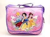 Back to School - Disney Princess Messenger Bag and Princess Causal Look Drawstring Bag Set