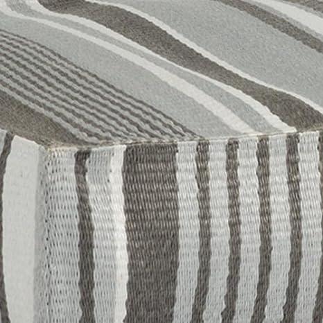 Weishäupl Chill Sessel, silber gestreift