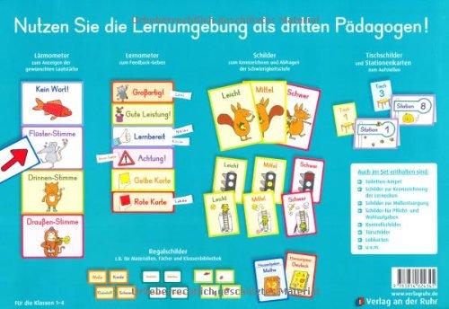 Klassenregeln Grundschule Bildkarten ~   perfekt organisiert 160 Bildkarten, Regel und Hinweisschilder