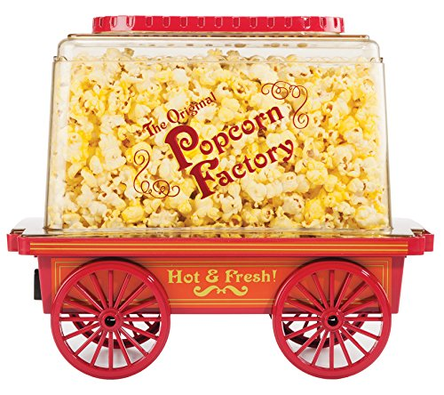 Brentwood PC-481 Vintage Wagon Popcorn Maker (Vintage Hot Air Popcorn compare prices)