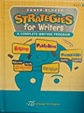 img - for Strategies for Writers: Grade 8, Level H book / textbook / text book