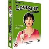 Love Soup - Complete Series 1 & 2 Box Set [DVD]by Tamsin Greig