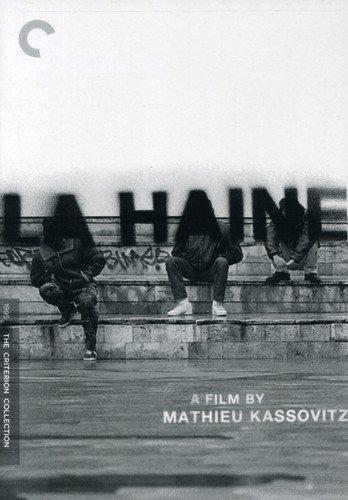 DVD : La Haine (Criterion Collection) (Black & White, Widescreen, )