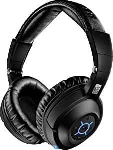 Sennheiser MM500-X Stereo Bluetooth Over-Ear Headset Featuring the Apt-X Codec (discontinued by manufacturer)