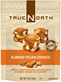 True North Almond Pecan Crunch Lightly Sweetened Nut Clusters with Almonds, Pecans and Cashews 5 Oz (Pack of 3)
