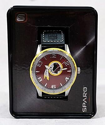 Rico Industries 9474696065 Washington Redskins Gambit Watch