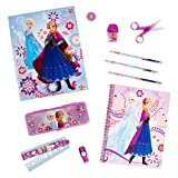 Disney Frozen Stationery Kit: 11 Pieces