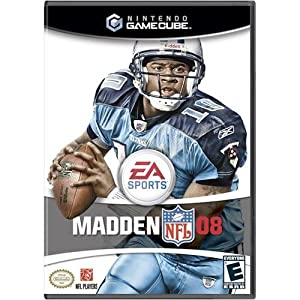 Madden NFL 2008 - Gamecube by Electronic Arts