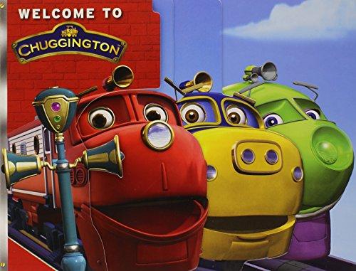 Chuggington: Welcome to Chuggington (Chuggington Board Books)