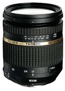 Tamron SP AF 17-50mm 2,8 Di II VC Objektiv (72 mm Filtergewinde, bildstabilisiert) für Nikon
