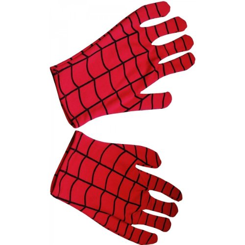 Spiderman Gloves Child Comic