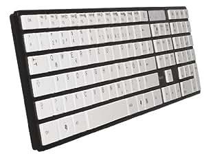 Saitek Clavier Slimline Keyboard SOV44029U002 (Black)