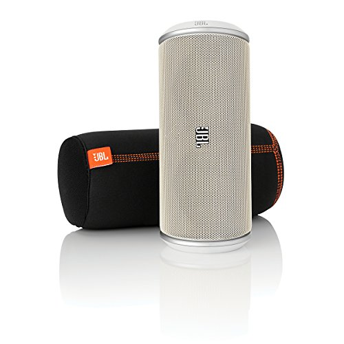 Jbl Flip Wireless Bluetooth Speaker (White)