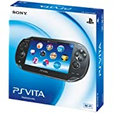 PlayStation Vita (vCXe[V B[^) Wi]Fif NX^EubN (PCH-1000 ZA01)\j[ERs[^G^eCg