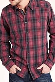 North Coast Pure Cotton Tonal Checked Shirt [T25-5956N-S]