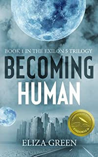 Becoming Human by Eliza Green ebook deal