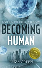 Becoming Human (The Exilon 5 Trilogy Book 1)