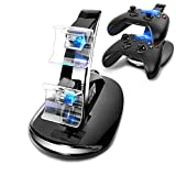 ICE FROG USB LED Fast Charging Stand Dock Station for Dual Xbox One Game Controller