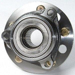 BCA National 513059 Axle Bearing And Hub Assembly