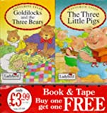 Goldilocks / Three Little Pigs (Ladybird Audio Book & Tape)