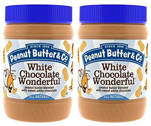 Peanut Butter White Chocolate Wonderful, 16 Ounce (Pack Of 2)