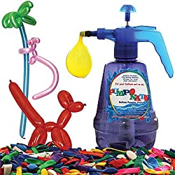 The Pump-O-Nator Party Balloon Pumper - Fill Your Balloons Wet or Dry!