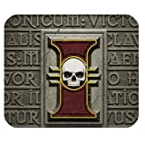 Custom Personalized Video Games Warhammer High Quality Printing Square Mouse Pad Design Your Own Computer Mousepad