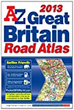 img - for Great Britain Road Atlas (large Format) (A-Z Road Atlas) book / textbook / text book