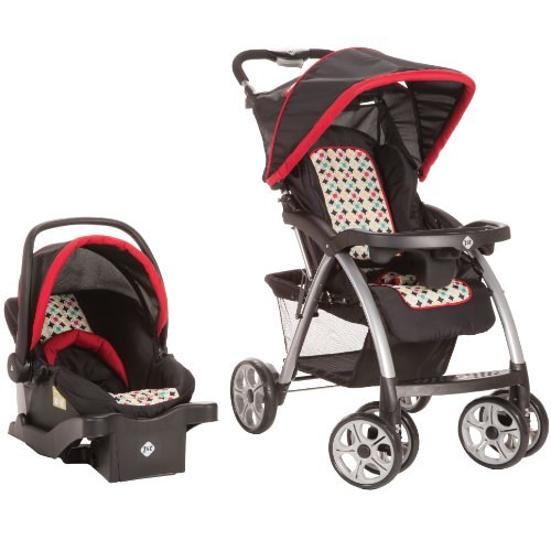 Safety 1st Safety 1st Saunter Travel System, Jordan safety 1st safety 1st автокресло summit central park коричневое