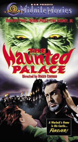 The Haunted Palace Cover