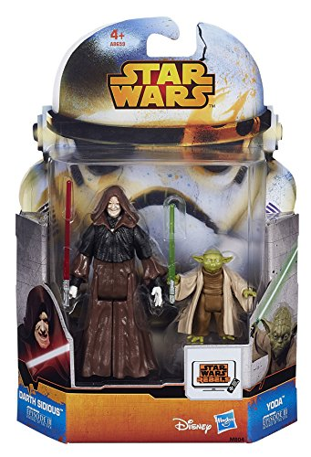 Hasbro 81292 - Star Wars Mission 2 Personaggi, Assortiti