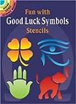 Fun with Good Luck Symbols Stencils