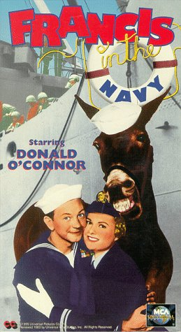 Francis in the Navy / Фрэнсис на флоте (1955)