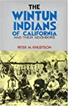Wintun Indians of California and Their Neighbors (American Indian Map-Book Series, V. 3)