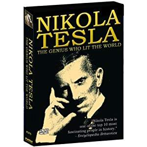 Nikola Tesla: The Genius Who Lit the World DVD