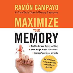 Maximize Your Memory Audiobook