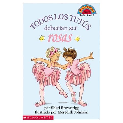 Amazon.com: Todos los tutus deberian ser rosas (Coleccion