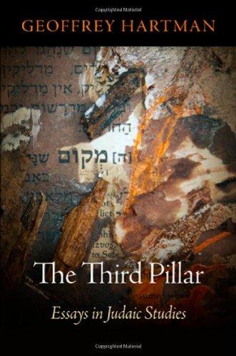The Third Pillar: Essays in Judaic Studies (Jewish Culture and Contexts)