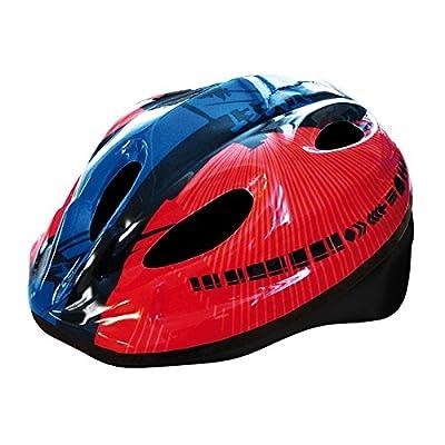 MV-TEK Cycle Helmet boy's Street, red, size M (Helmets child)/Street boy model Cycle Helmet size M red (Children) Helmets from MV-TEK