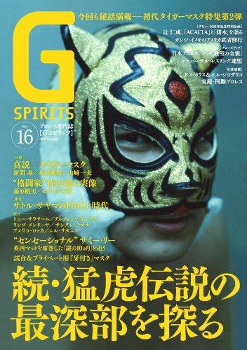 Gスピリッツ Vol.16 (タツミムック)