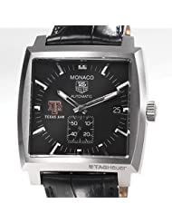 Texas A&M University TAG Heuer Watch - Men's Monaco Watch