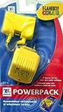 echange, troc Battery pack jaune : adaptateur secteur + batterie rechargeable
