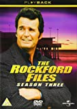 The Rockford Files: Season 3 [DVD]